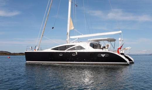 Catamaran Discovery Yachts Dixon 50 for hire