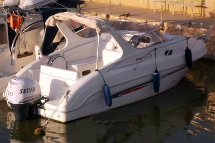 Hire Motorboat Selva C.7.1 Cabin Plus Pianottoli-Caldarello