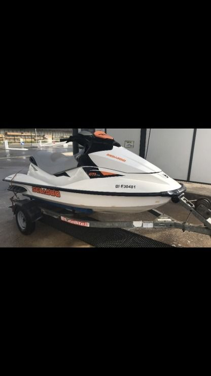 Location Jet-ski Seadoo Gti 130 Marseille