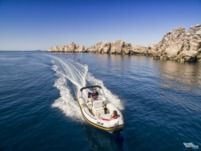 RIB Jokerboat Clubman 21 for hire