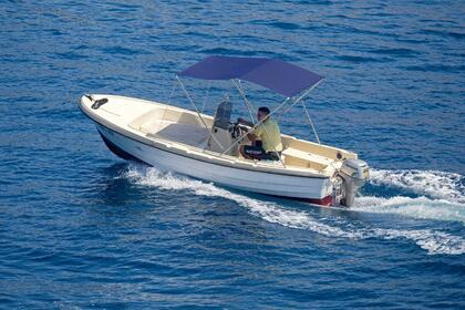 Rental Motorboat Ven 501 Hvar
