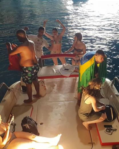 Enzo 35 in Hvar for hire