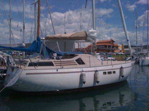 Sailboat Stefini 36 Atlantic for hire