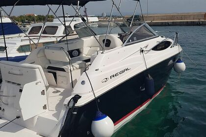 Hire Motorboat Regal 2565 Chania