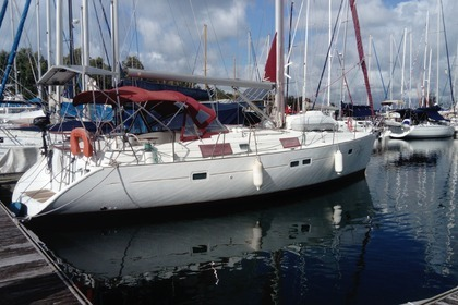 Hire Sailboat Beneteau Oceanis 411 Pointe-a-Pitre