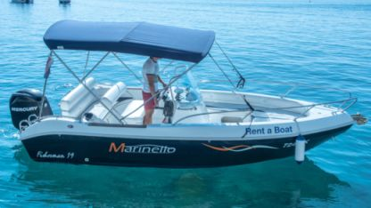 Rental Motorboat Marinello 19 Sport Opatija