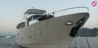 Charter Motorboat Trawler Yacht Yacht Cannes
