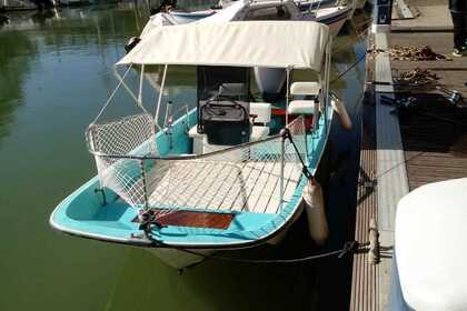 Hire Motorboat Boston Whaler 5 Mt Scarlino