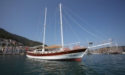 Charter Sailing yacht Custom Made Holiday V Fethiye