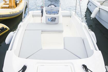 Rental Motorboat V2 Boats 5,0 Port d'Alcúdia