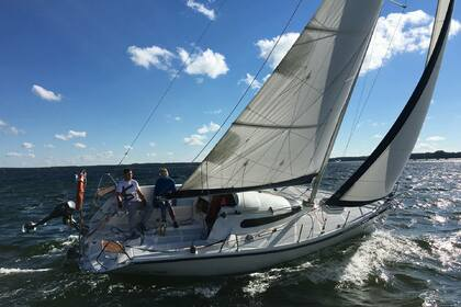 Hire Sailboat Twister 800 N Enterprice Piękna Góra