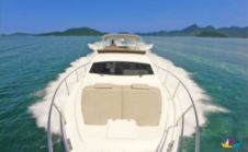Rental Motorboat Intermarine 440 Full Gold Angra dos Reis