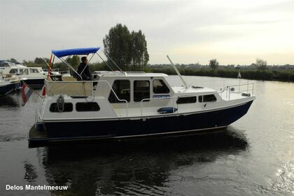 Rental Houseboat Rogger 1000 Salon Lopik