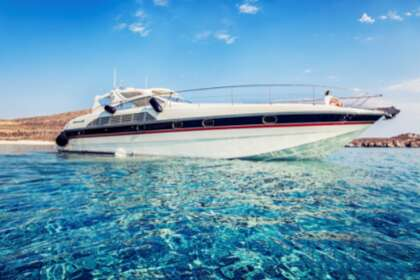 Rental Motorboat ALFAMARINE 50FT Mykonos