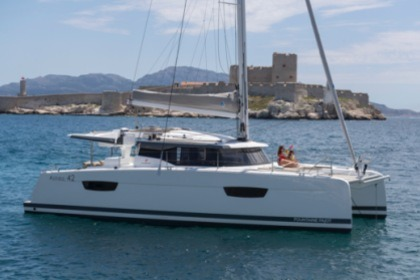 Hire Catamaran Fountaine Pajot Astrea 42 Split
