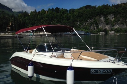 Charter Motorboat EOLO AS 590 OPEN Menaggio