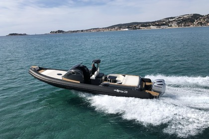 Location Semi-rigide Altamarea Wave 35 Bandol