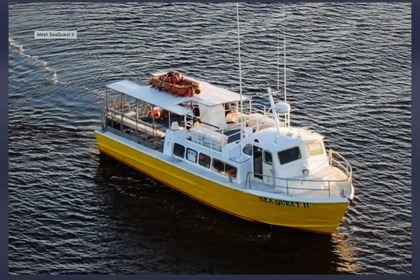 Alquiler Lancha Diving Charter 47ft Chicago