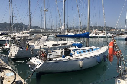Rental Sailboat Barberis Show 34 Lavagna