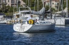Beneteau First 31.7 in Six-Fours-les-Plages for hire