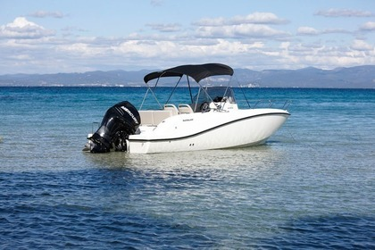 Rental Motorboat QUICKSILVER ACTIV 675 OPEN Trogir