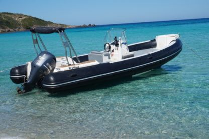 Rental RIB Capelli Tempest 770 Saint-Florent