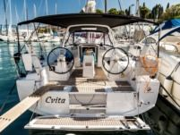 Sailboat Beneteau Oceanis 38.1 for hire