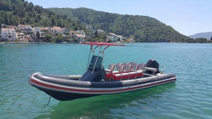 Rental RIB Lolivul 7.4 Blace