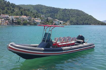 Hire RIB Lolivul 7.4 Blace