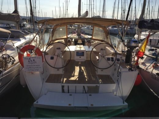 Dufour 450 GL in Dénia, Province d'Alicante for hire