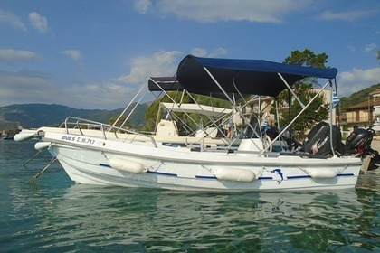 Rental Motorboat IONION 5 Lefkada
