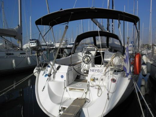 Bavaria 36 in Athens