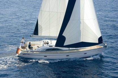 Charter Sailboat Bavaria Cruiser 36 Sant'Agata di Militello