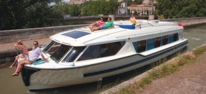 Rental Houseboat Peniche Vision 4 Carrick-On-Shannon