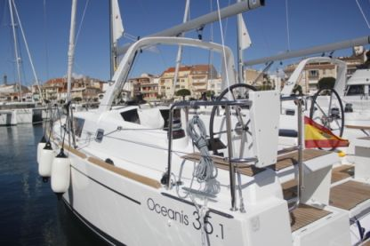 Rental Sailboat Beneteau Oceanis 35.1 Cambrils