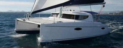 Location Catamaran Fountaine Pajot Mahe 36 - Morpion Pointe-à-Pitre