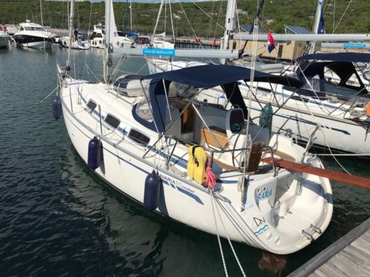 Bavaria 30 in Punat for rental