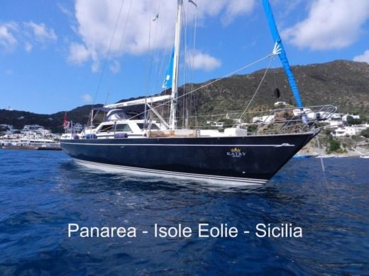 Sailboat Franchini Atlantide 45 for hire