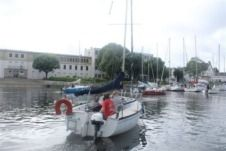 Beneteau First 18 in Brest