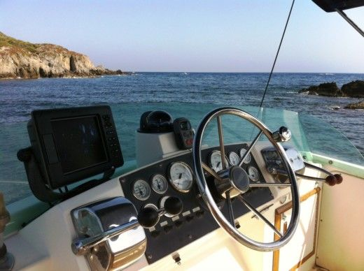 Miete motorboot in Toulon