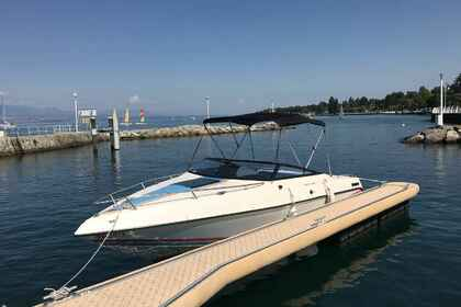 Charter Motorboat Baya 225 Morges District