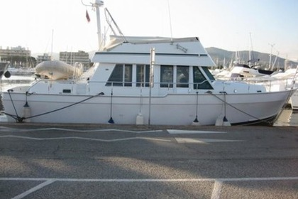 Miete Motorboot MAINSHIP 430 TRAWLER Cannes