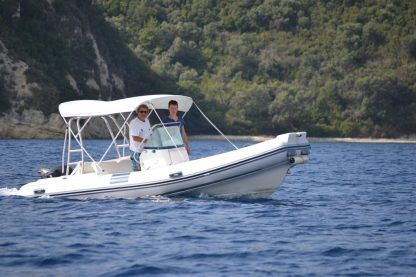 Location Semi-rigide Northstar 570 Lefkada