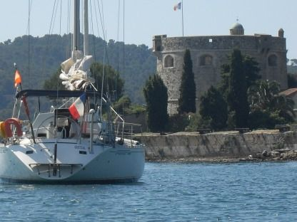 Charter Sailboat Beneteau First 456 Ajaccio
