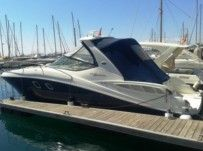 Motorboat Sunseeker 39 Martinique - Blue Moon for hire