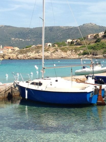 Rental Sailboat Beneteau California Calvi