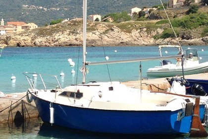 Charter Sailboat BENETEAU CALIFORNIA Calvi