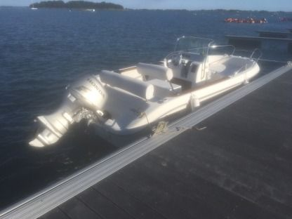 Rental Motorboat Sessa Key Largo 19 Arradon