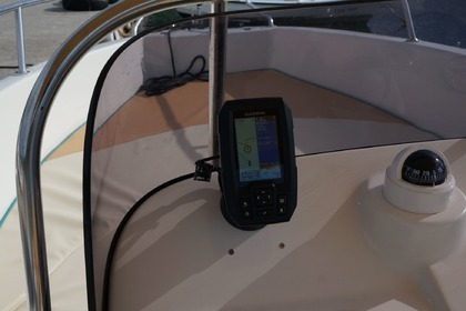 Rental Motorboat SAVER 19 OPEN Rab