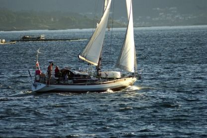 Charter Sailboat Nautic Saintonge Twoo Toner Saint-Brieuc